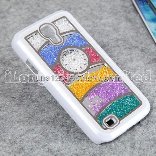Cute Bowknot Bling Rhinestone Diamond Case Cover F
