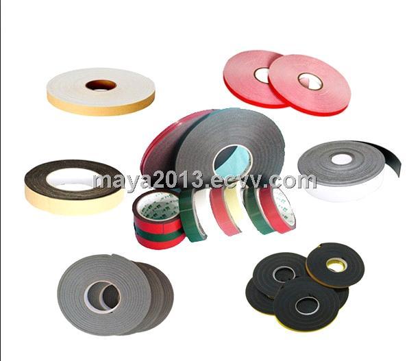 Eco-friendly best price &quality water proof foam pe/eva foam tape