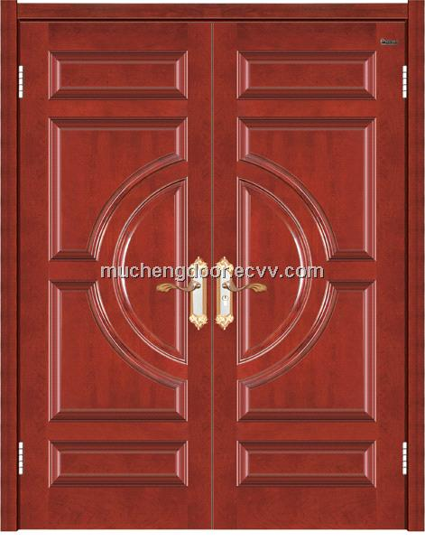 Pleasing Solid Wood Door China Wood Door Largest Home Design Picture Inspirations Pitcheantrous