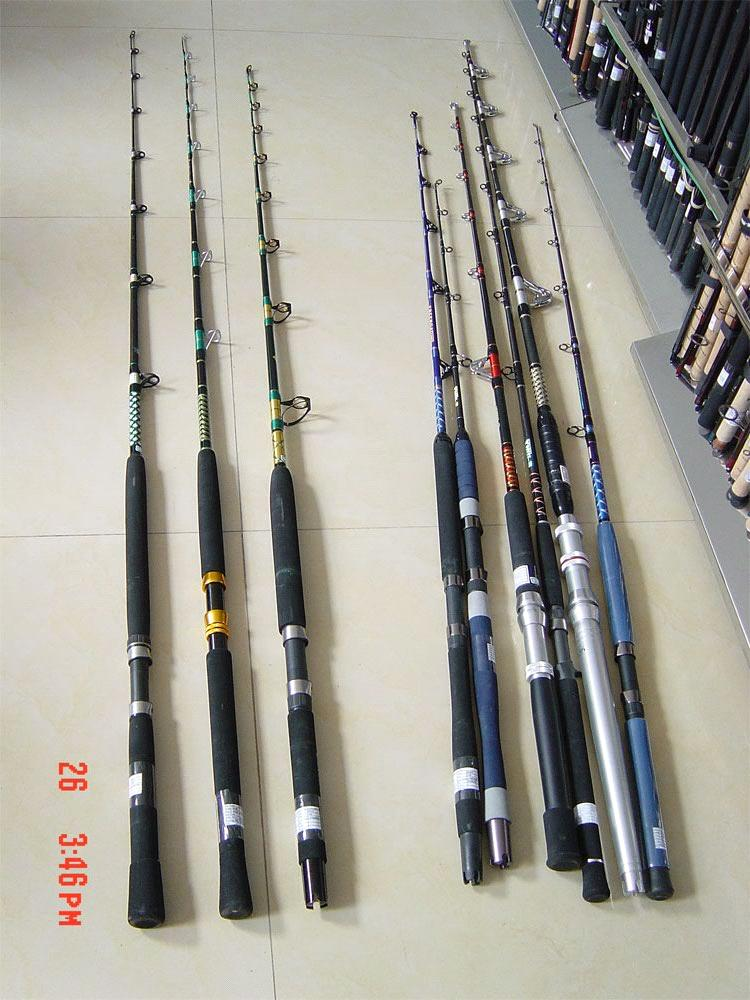 Fishing rods carp rods spinning rods telescopic rods for Bass fishing poles