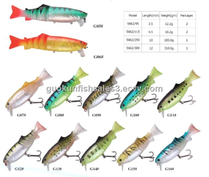 Fishing soft hard lure 5 purchasing souring agent ecvv for Hard and soft fishing