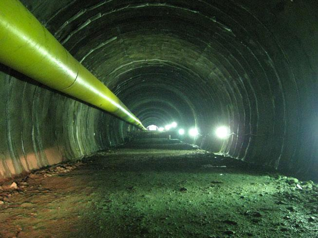 Flexible Ventilation Tube Mine And Tunnel Vent Tube