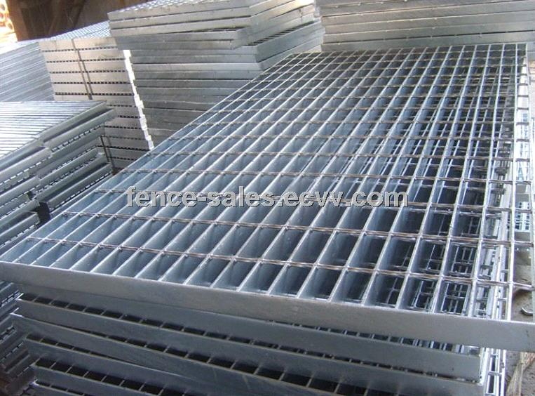 Hot Dipped Galvanized Steel Grating Flooring Grating