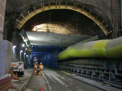 Mine Ventilation Duct Positive Pressure Airduct