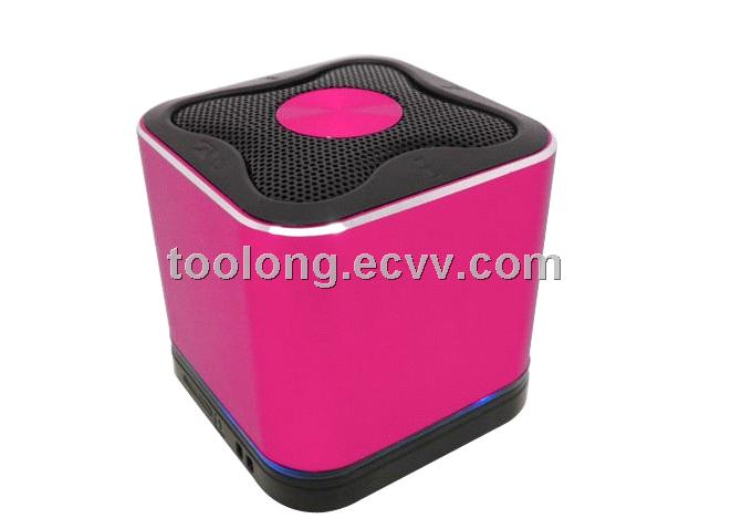 Mini Bluetooth Speaker Amplifiers with Rechargeable Battery