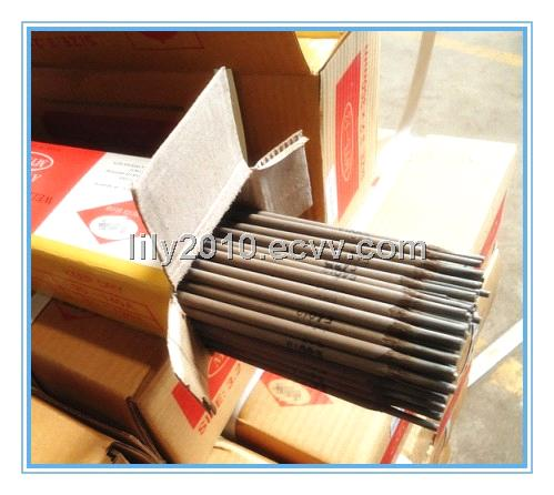 most popular welding rod E6013 in china