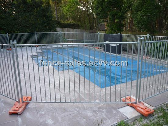 Temporary Swimming Pool Fence Panel Anping Factory Purchasing Souring Agent