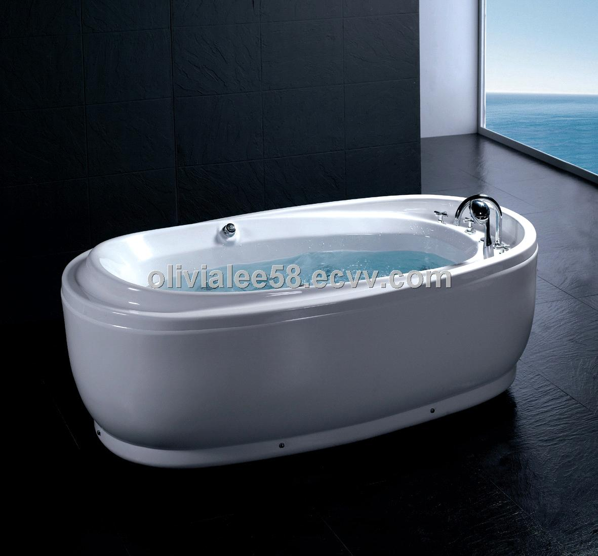 Chinese supplier sanitary ware Whirlpool & Spa baths