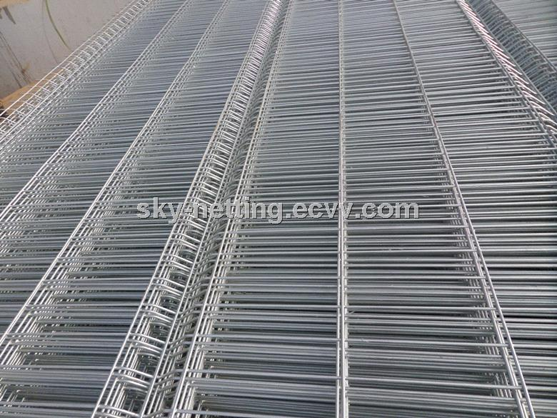Nylofor 3d Fence Panels Modular Fencing Panel Curved Fence