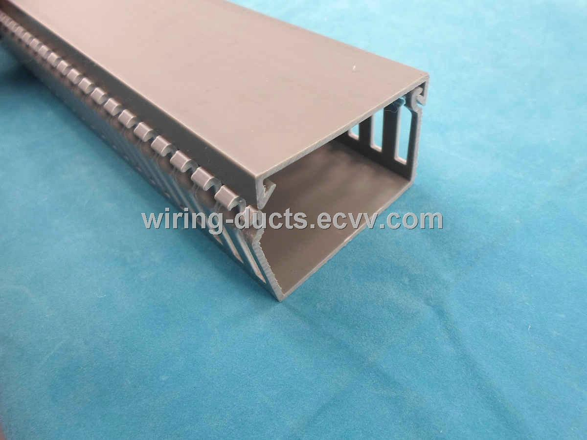 Cable Trunking Product : Rccn wiring duct cable trunking slotted pvc