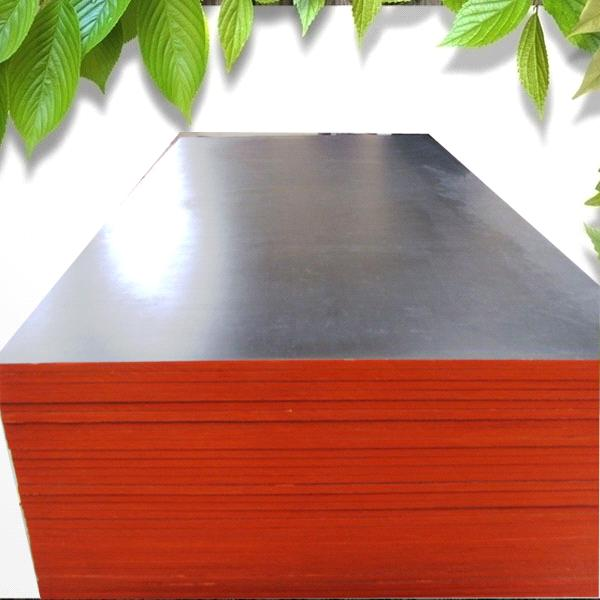Waterproof  black concrete form plywood