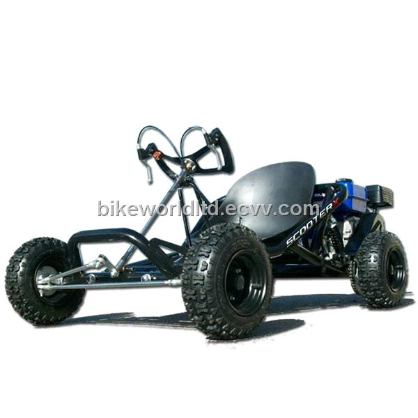 ScooterX 196cc 6.5hp Sport Kart Go Kart