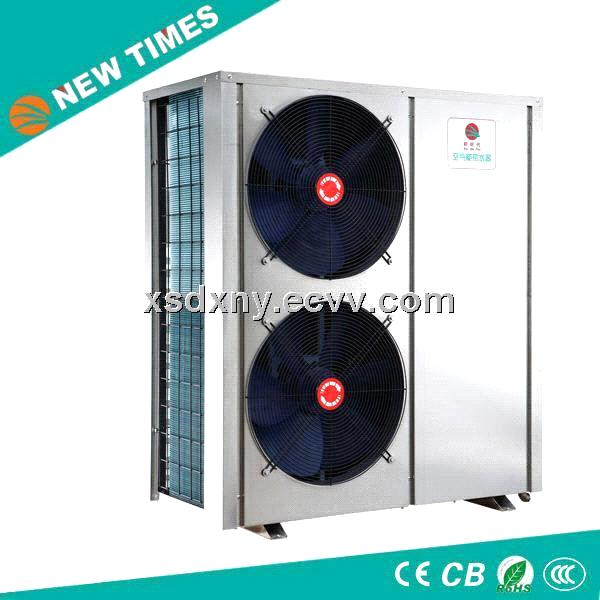 25 Deg C Air Source Evi Heat Pump For Chilly Area Kf320