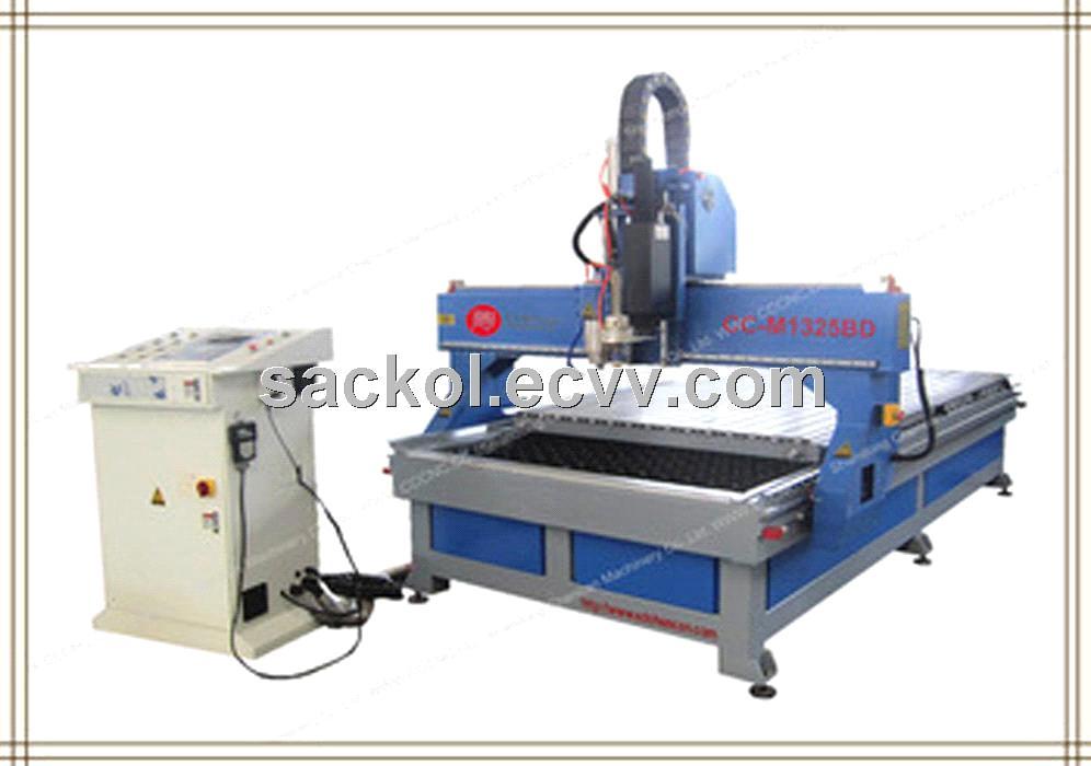 CNC Plasma Cutting Machine CC-M1325BD (CC-M1325BD) - China cnc plasma machine, CHENCAN