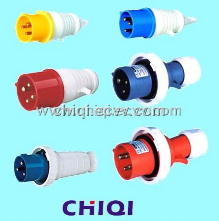 Industrial Plug And Socket 2p E 3p E 3p N E For Industrial