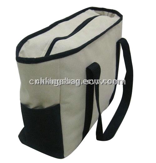 polyester tote cooler bag insulated cooler tote bag ks224 china insulated cooler bagportable cooler bagoutdoor cooler bag kings - Insulated Cooler Bags