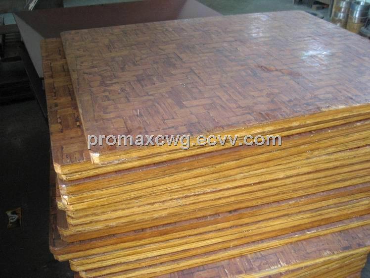 Block Board Plywood ~ Brick pallet block bamboo plywood board stacking