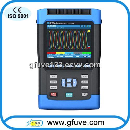 Electronic Measuring Instruments : Electronic measuring instruments e power quality