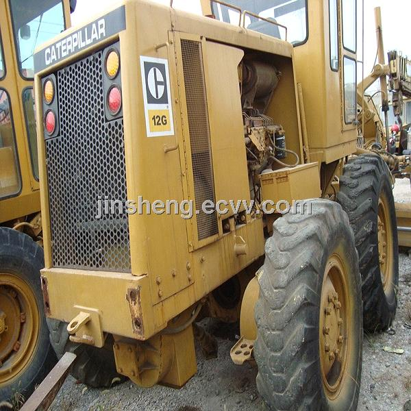 12g Used Motor Grader Caterpillar For Sale Purchasing