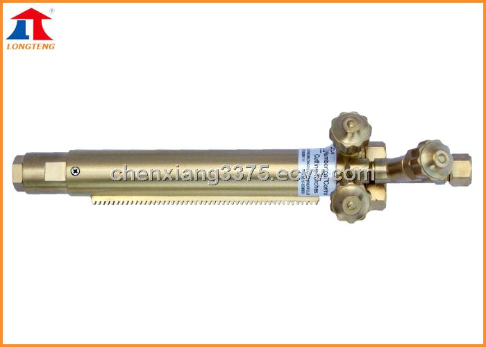 180mm Forging Brass CNC Machine Flame Cutting Torch Injection Type