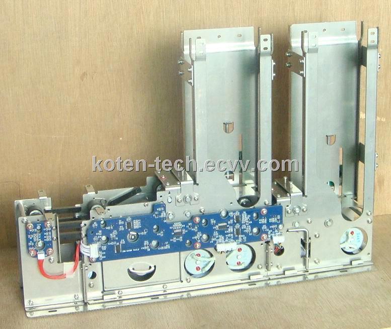 Automatic Double-stocker Card Dispenser/vending Mechanism purchasing ...