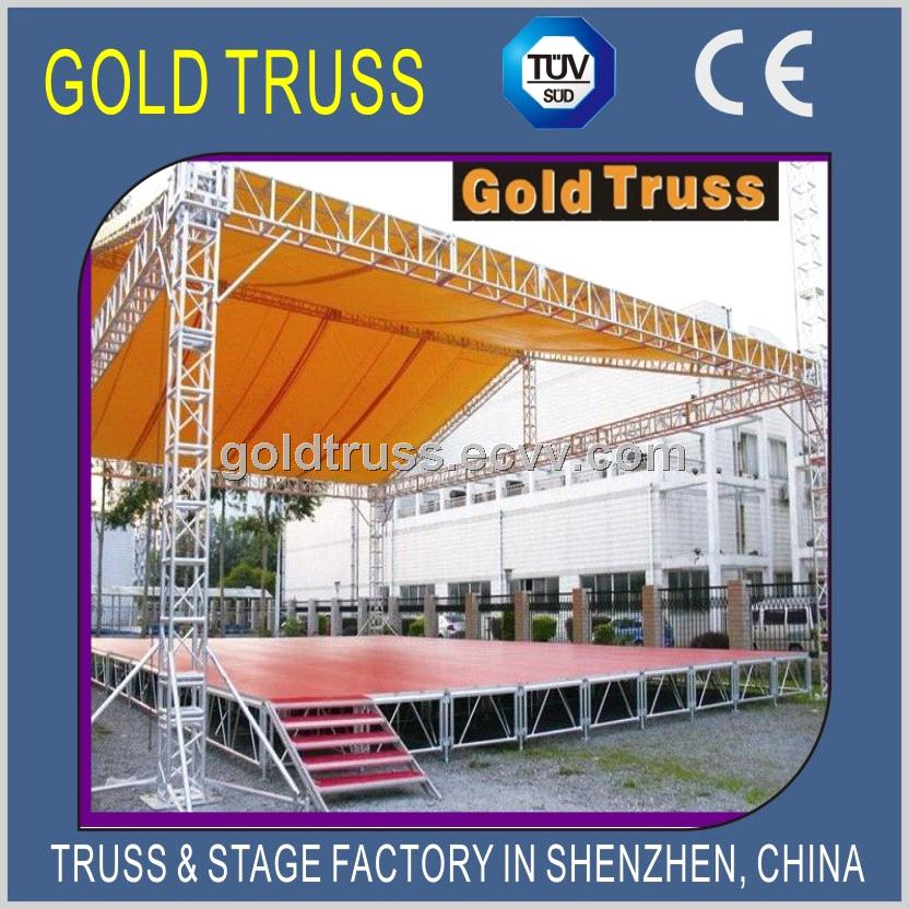 Cheap aluminum stage roof truss for sale purchasing for Cheap trusses for sale