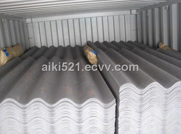 Fiber Cement Roofing Sheet Corrugated Fibre Cement Roof