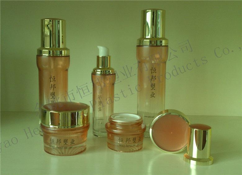 Glass Cosmetic Bottle/Jar/Cream Jar,Lotion Pump