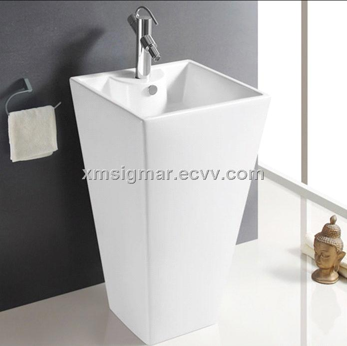 Long lasting cheap bathroom suites pedestal sinks
