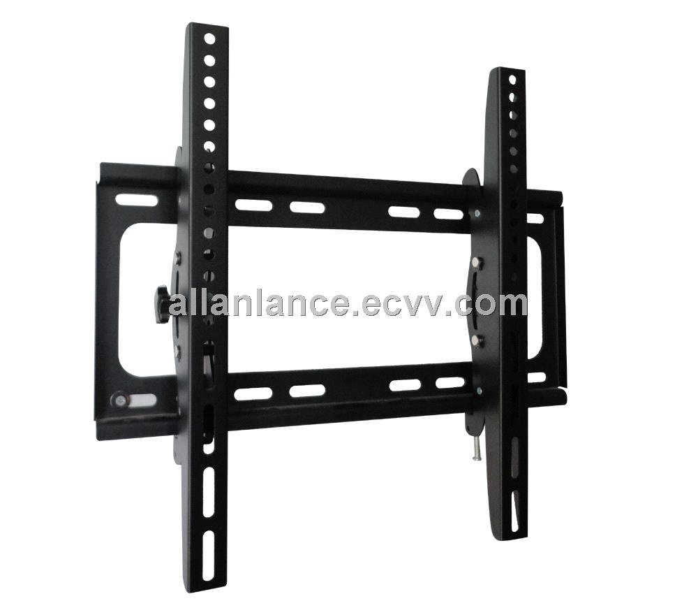 Yt t42 tv wall mount bracket with angle adjustable from - Angled wall tv mount ...
