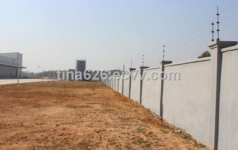 Building Perimeter Secuity Electric Fence Energiser