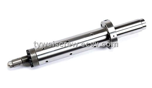 injection screw barrel injection molding screw cylinder plastic machinery components purchasing