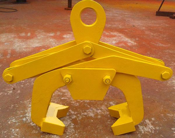 Vertical pipe lifting clamp purchasing souring agent