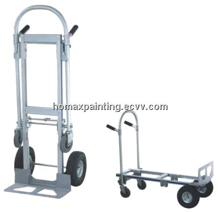 2 in 1 Heavy duty light weight aluminium hand truck GZT200