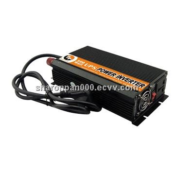 1000w high efficiency power inverter with 12a battery. Black Bedroom Furniture Sets. Home Design Ideas