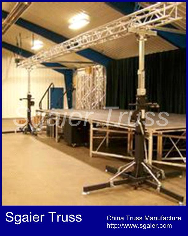 20feet Adjustable Crank Stand Truss Stand Light Stand