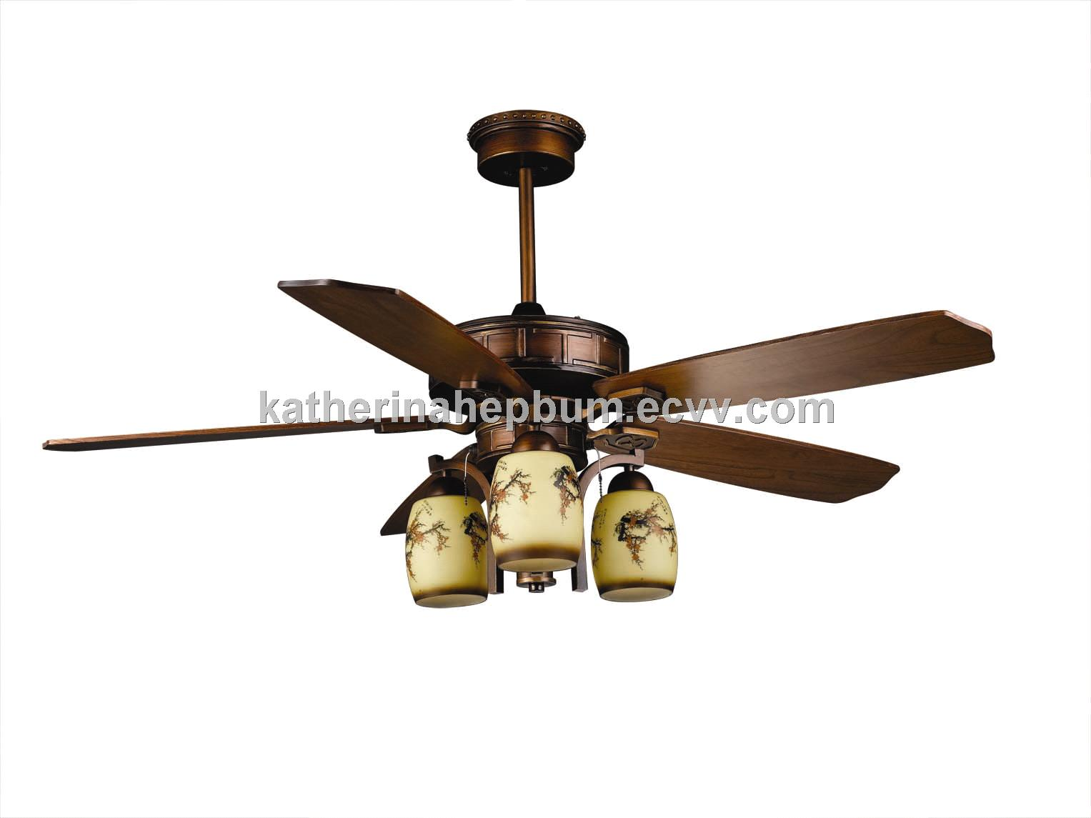 52 inch 2013 new design chinese antique ceiling fan