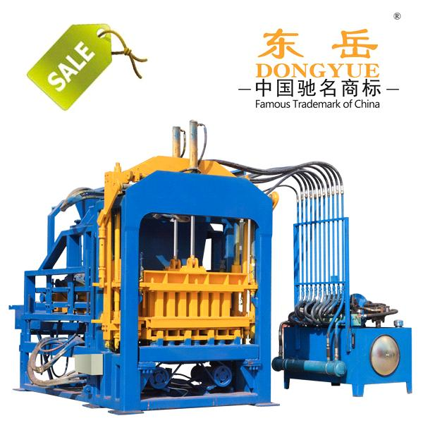Block Forming Machine, Concrete Block Machine