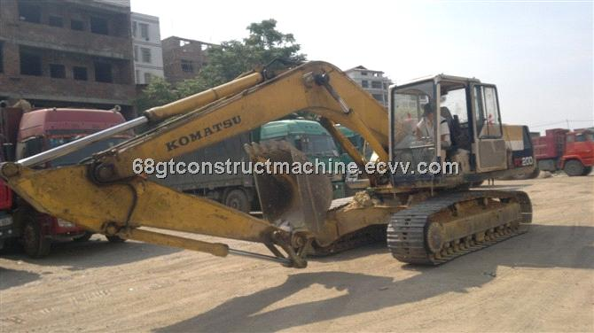 Used Komatsu PC200-5 Crawler Excavator, Japan PC200-5 Excavator