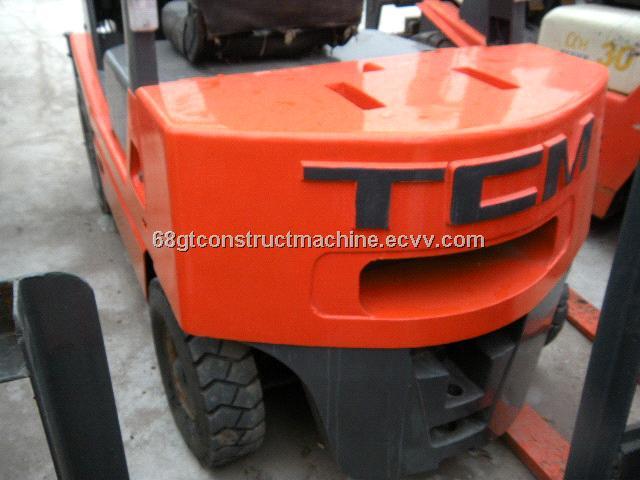 Used Forklift TCM 2.5t FD25Z Truck Forklift