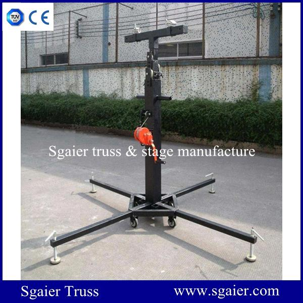 Tower Lift Crank Stand Hand Winch Light Stand Purchasing