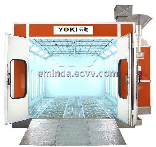 YK-500 paint baking Spray booth
