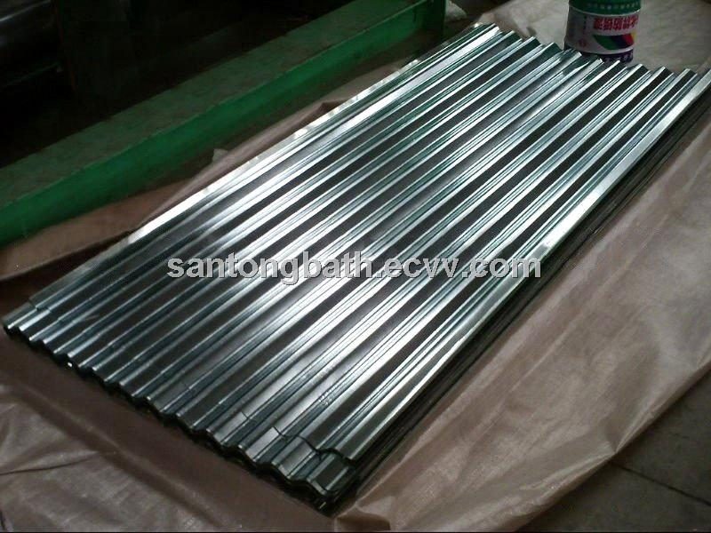Corrugated Roofing Accessories : Galvanized roofing sheet corrugated sheets aluzinc