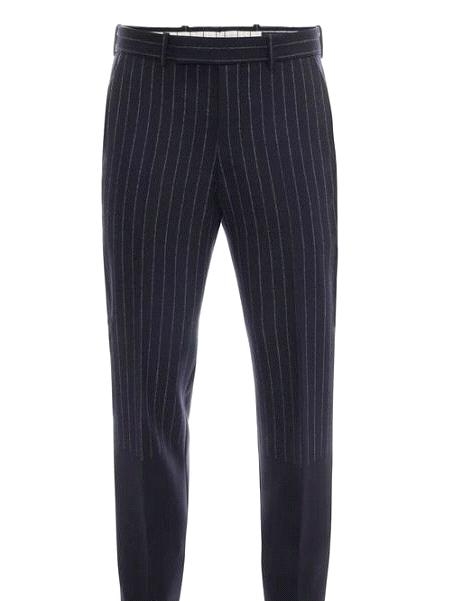 Men's Striped Dress Pants