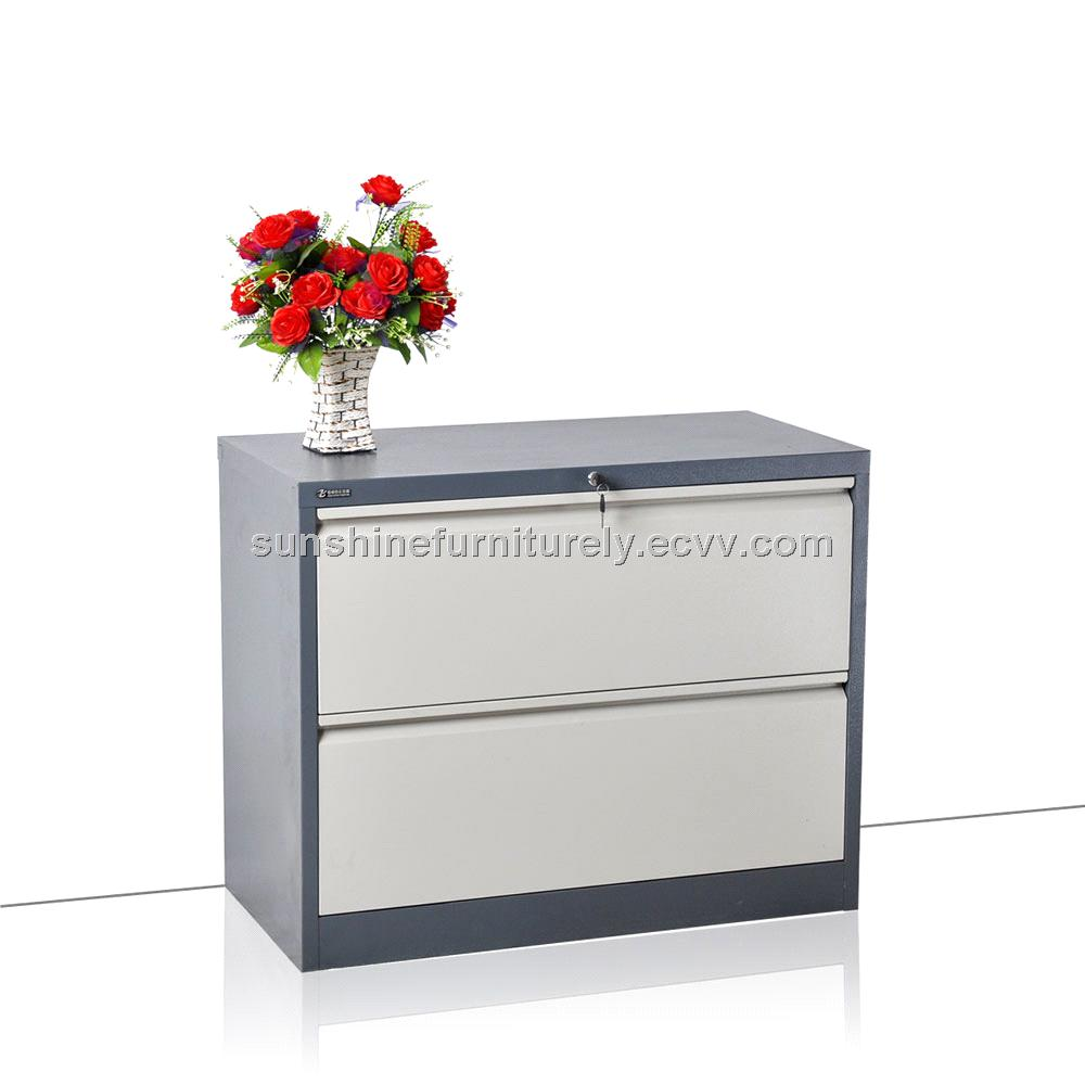 2-Drawer Lateral Steel Cabinets ---FC-004