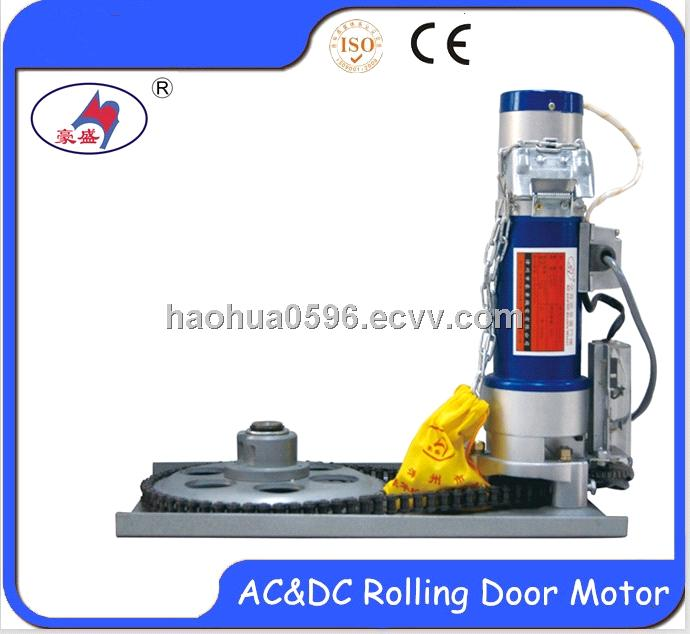 Ac dc 300kg 150w rolling door operator dc rolling door for Garage door motors prices south africa