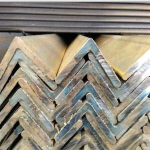 Equal Angle Steel, Hot Rolled, High