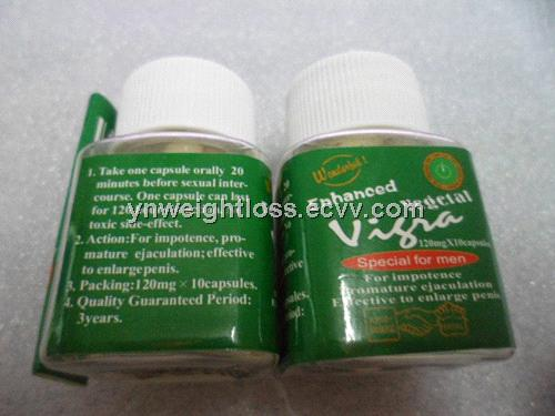 Herb viagra green pill review