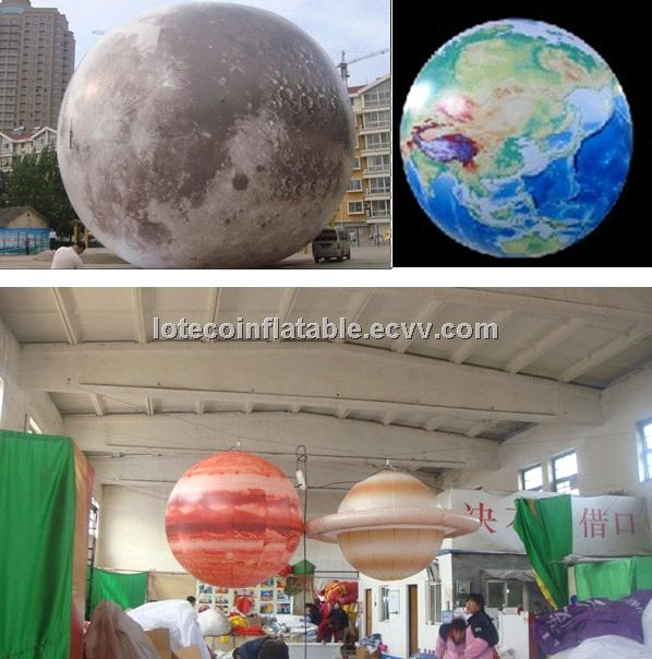 gigantic inflatable planets - photo #14