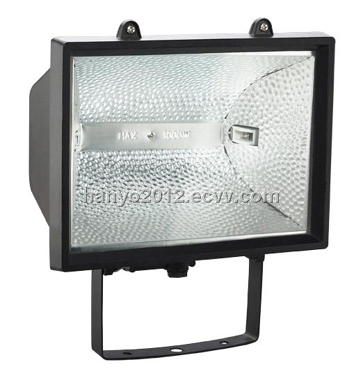 1000W Halogen Lamp Fitting Outdoor Lighting Floodlight R7s